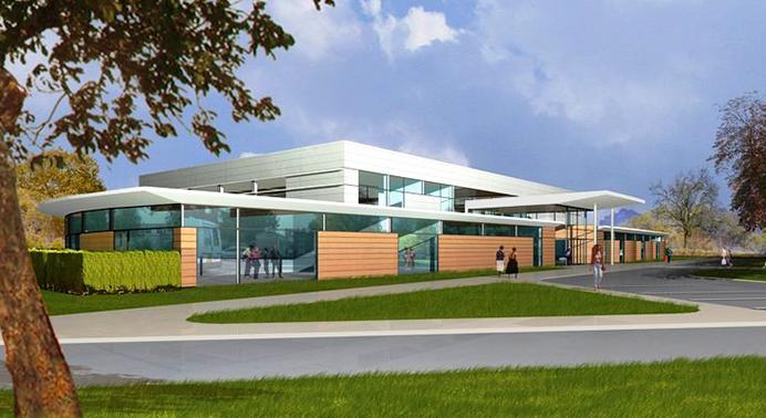 Restructuration et extension du centre aquatique ceg for Piscine haubourdin